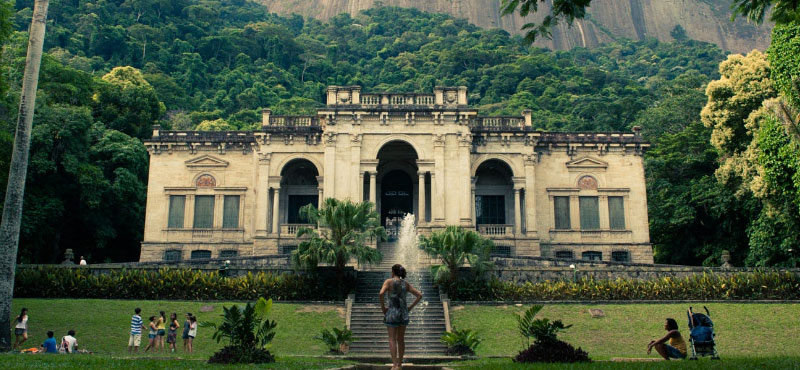 The Botanic Gardens, Rio Tour