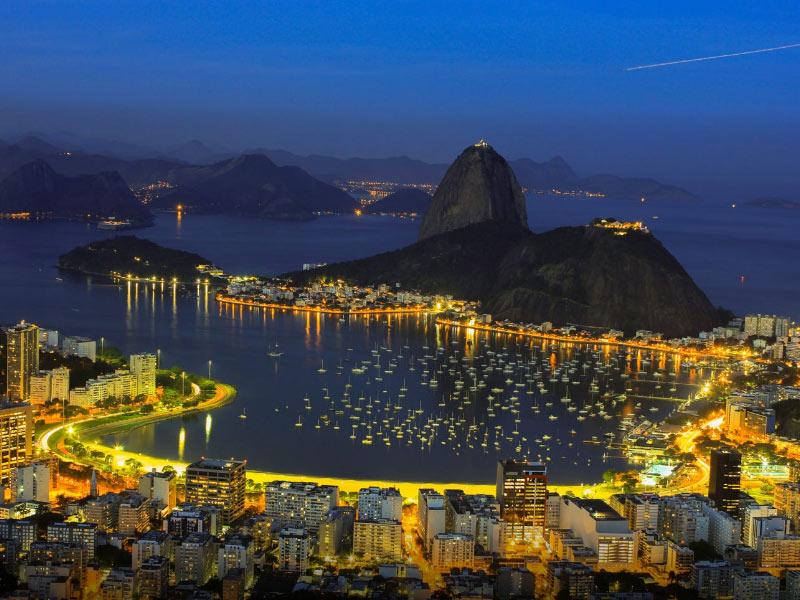 Gay Rio at Night