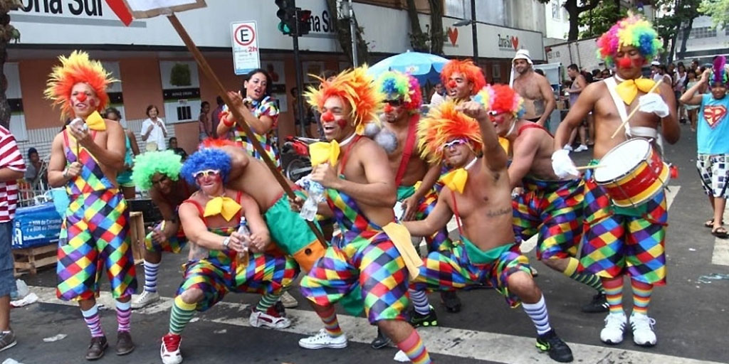 Banda de Ipanema gay parade