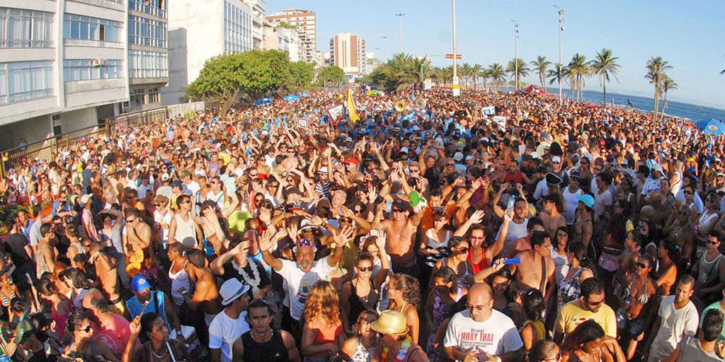 Block Street Party Rio