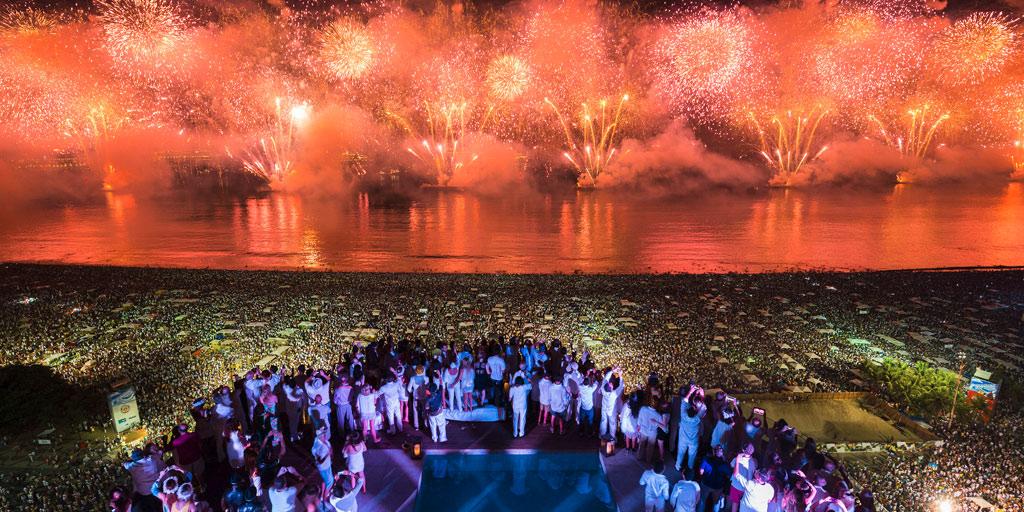 Rio New Years Eve - Reveillon Rio - Gay Rio Guide