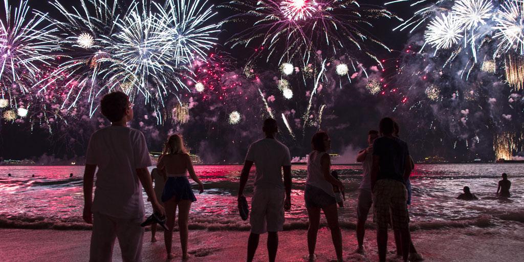 Gay Rio New Year