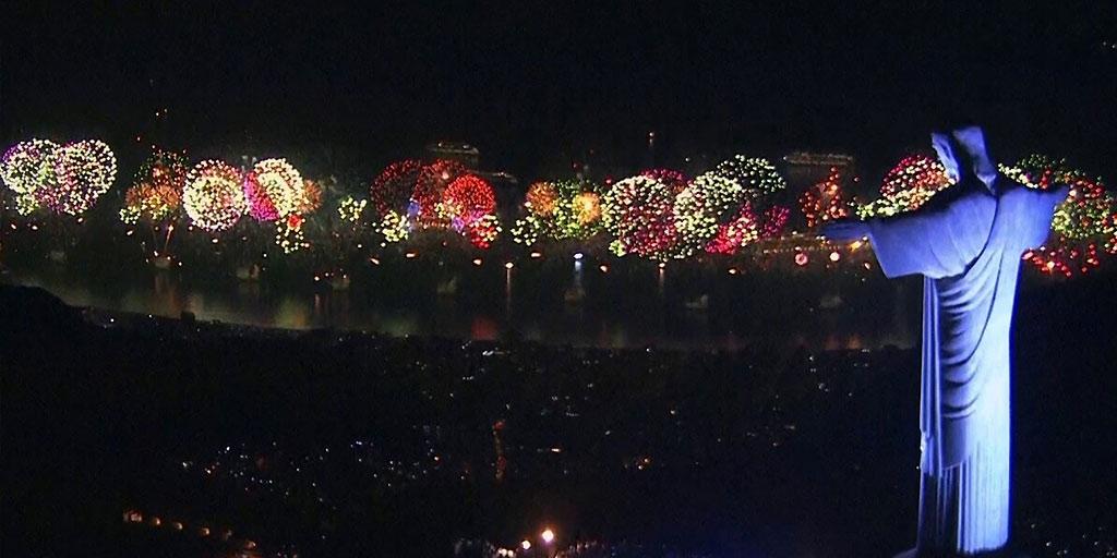 Fireworks Reveillon