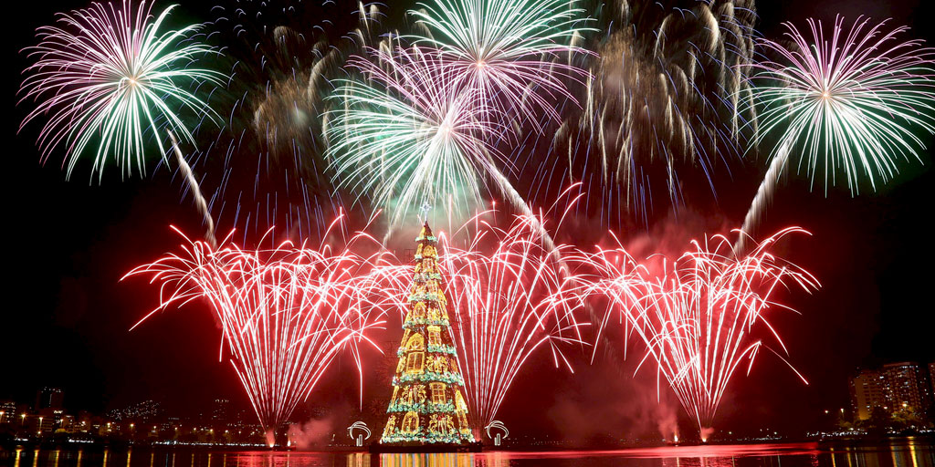 Rio de Janeiro Gay New Year's Eve (often just referred to as Rio Gay Reveillon) is a LGBT new year's eve located in Rio de Janeiro, Brazil.